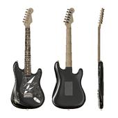Fender Deluxe Strat RW BLK