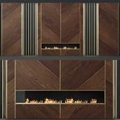 Contemporary fireplace 30