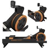 Гребной тренажер Slider Dynamic 5500
