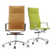 Aluminum Office Chair by Estel Group