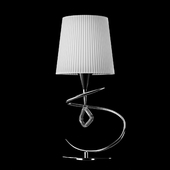 MANTRA Настольная лампа MARA 1649 OM