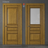 Wooden doors of Academy Piemonte (part 3)