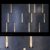 Decorative wall _ PN16