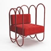 Arco armchair