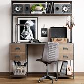 Restoration hardware cabinet decor set_vol9