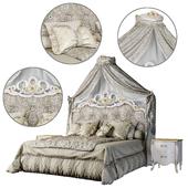 Двуспальная Кровать ADELE от фабрики Volpi