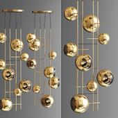 Bolle Gold Lighting Set