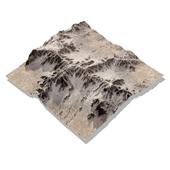 Горы каньона / Canyon mountains