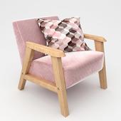 Children's armchair MINIO