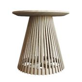 Кофейный столик из дерева - IRUNE CC0623M47