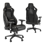 Noblechairs Epic Black / Gold Gaming Chair