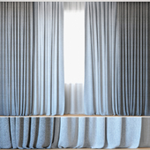 Curtains 110   Curtains with Tulle   Backhausen   VITA