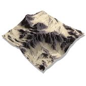 Mountains desert / Пустынные горы