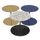 Gong Lux, Terrazzo Tables
