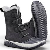 Sorel leather tall boots