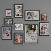 Set of photos girlfriends