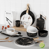Kitchen Decorative set #3