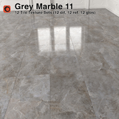 Grey Marble Tiles - 11