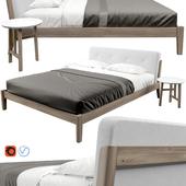 Capo Bed By De La Espada