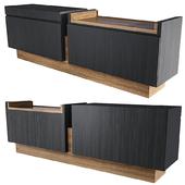Buffet Ocara Fechado - Sideboard Console Table