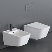 VitrA Bathrooms EQUAL Wall-Hung WC