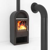 Stove Fireplace Orient Alfaplam