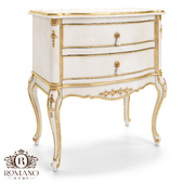 (OM) Bedside table / Nightstand No. 3 Romano Home