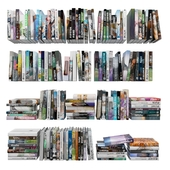 Books (150 pieces) 1-2-15-2
