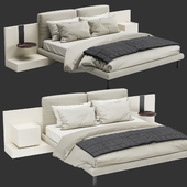 CLIFF bed   Meridiani No. 2