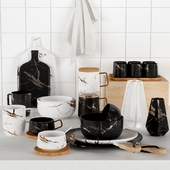 Kitchen Decorative set #4