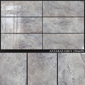 Yurtbay Seramik Antaras Gray 250x650