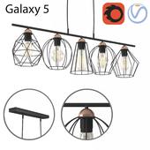 Люстра подвесная TK Lighting Galaxy 5
