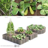 Огород | Kitchen garden.vol 3