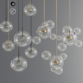Flexlite jacqueline And Bolle Ceiling Light Chandelier