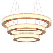 Imatra 3 tiers Suspended Lamp by Cameron Design House