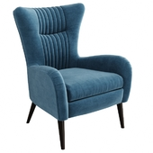 Uttermost Dax Accent Chair