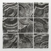 Panel stone rock cube / Панель каменная скальная кубическая