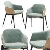 Chair Marelli Chia wood