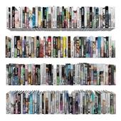Books (150 pieces) 1-2-16-1