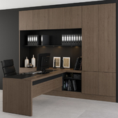Office Furniture - personnel set