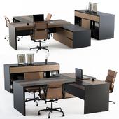 Office Furniture - Manager Set