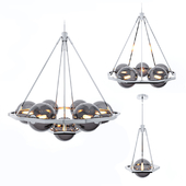 Chandelier set  THE HARPER COLLECTION by Fiess