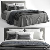 Bed stone plus meridiani