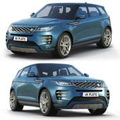 Land Rover Range Rover Evoque R-dynamic 2019