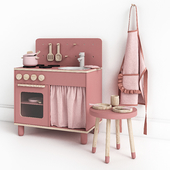 Play Kitchen by Flexa