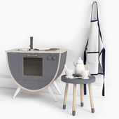Play Kitchen by Sebra