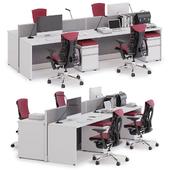 Herman Miller Action Office System (v4)