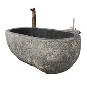Bath stone / Каменная ванна