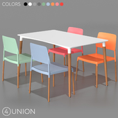 Chairs and tables BC-8086