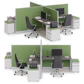 Herman Miller Action Office System (v5)